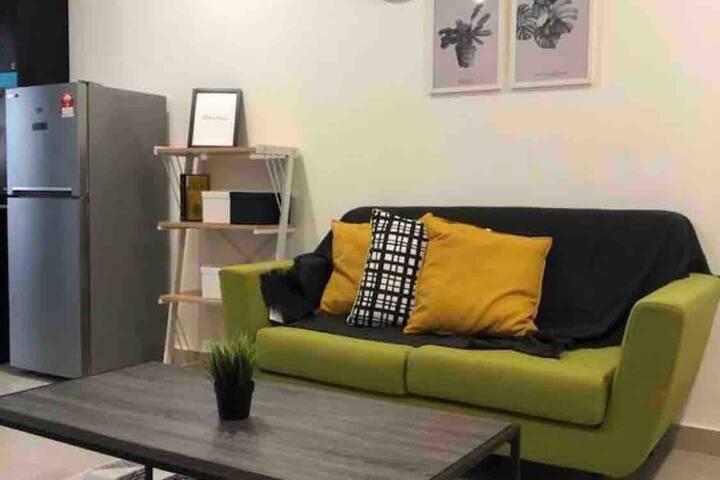 [New!!!] Warm & Cosy Apartment | KL + Astro