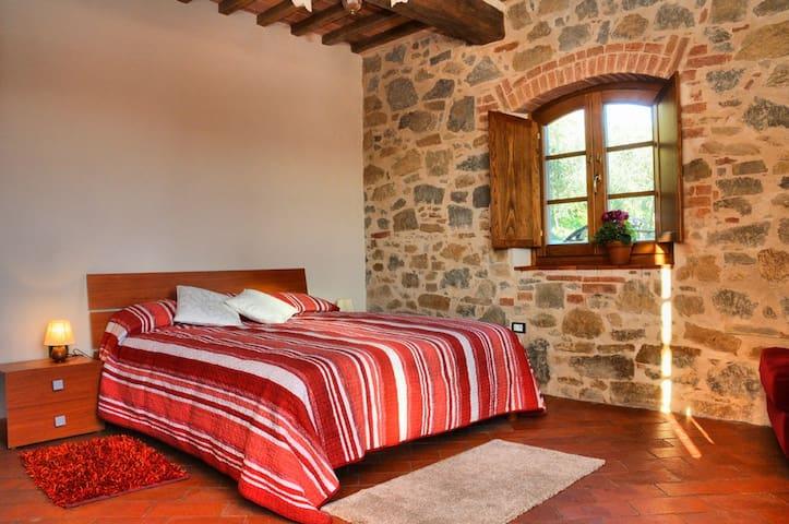 Apartment Arancio in cottage. - Pescia - Apartament