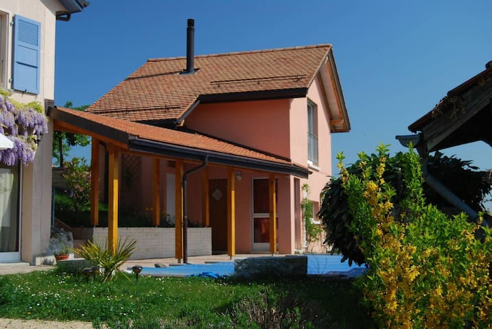 La Petite Maison - Echichens - Dom