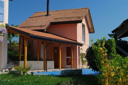 La Petite Maison - Echichens - Σπίτι