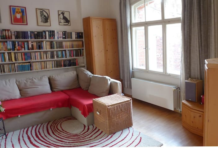 quiet room close to city centre - Nürnberg - Apartamento