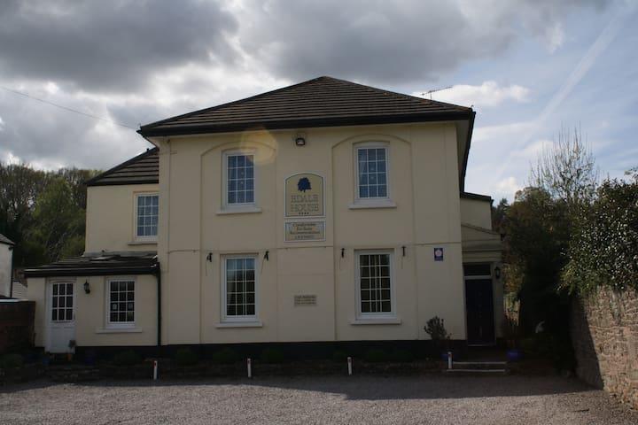 Edale House, Parkend, Gloucestershire (Room 1) - Parkend - Pension