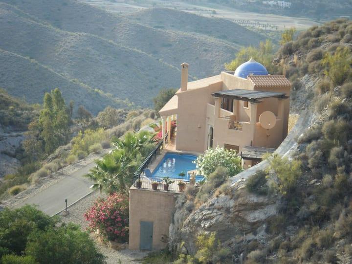 Andalousie: Villa avec piscine privée