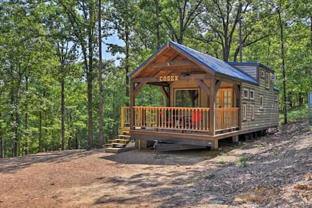 Codex Cabin - Perfect Escape from home!