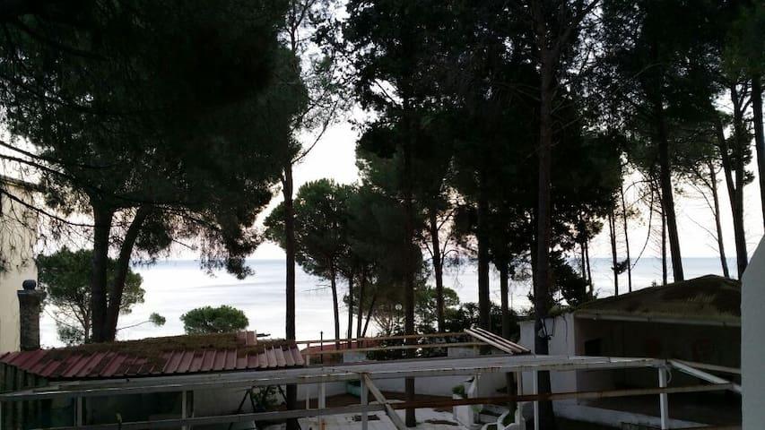Delizioso bilocale vista mare. - Copanello - Lägenhet