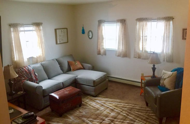 The Explorer- Cozy and Quaint ! - Punxsutawney - Appartement