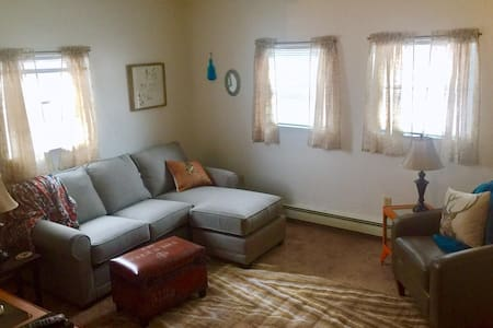 The Explorer- Cool and Comfy! - Punxsutawney - Apartment