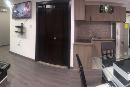 Suite completa nueva, cómoda y acogedora