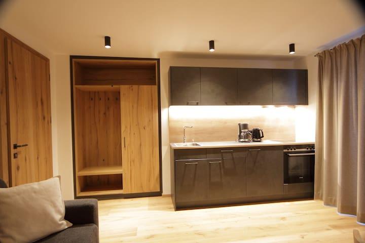 2-3 Personen-Apartment in FIEBERBRUNN