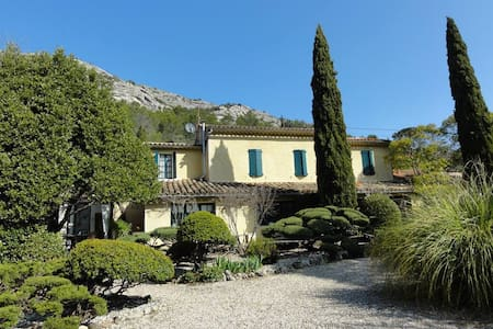 Authentieke Franse Chambres d'Hotes - Anduze - Bed & Breakfast