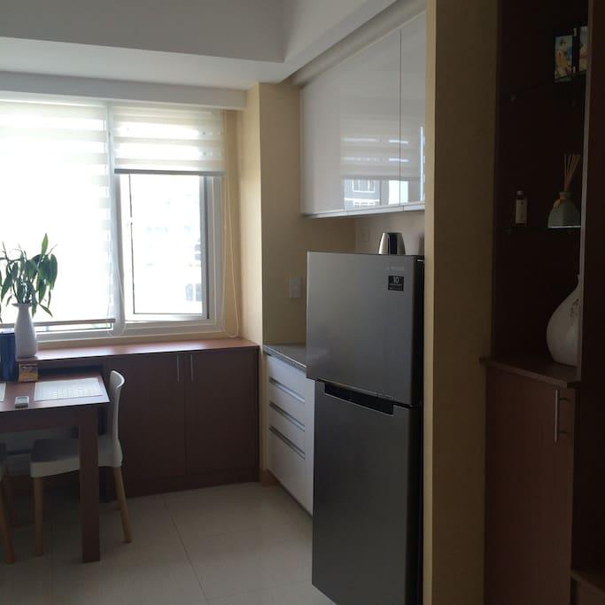 Rent Apartment Website: Fully-furnished Studio Ayala