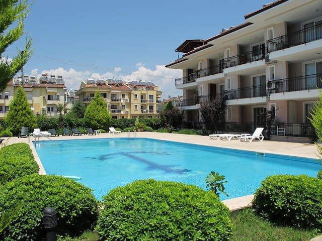 Fethiye Town House MRA5 - Fethiye - Apartment