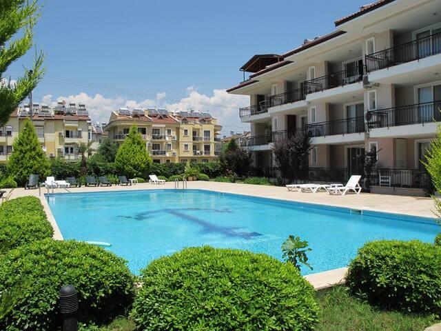 Fethiye Town House MRA5 - Fethiye - Appartement