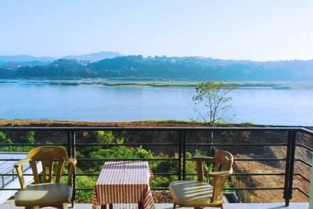 chiangkhong green river - Chiang Khong
