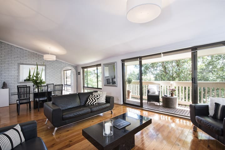 Executive home with city views - Torrens Park