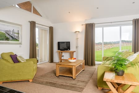 Luxury 2 Bed House near St Andrews - Denhead - Hus