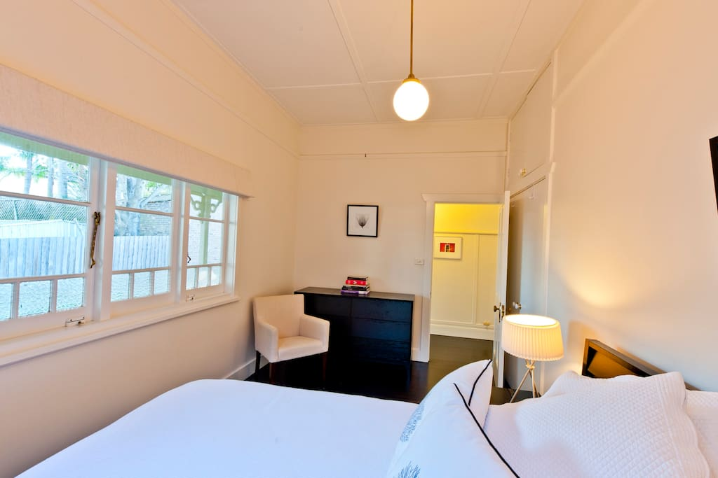 The available room