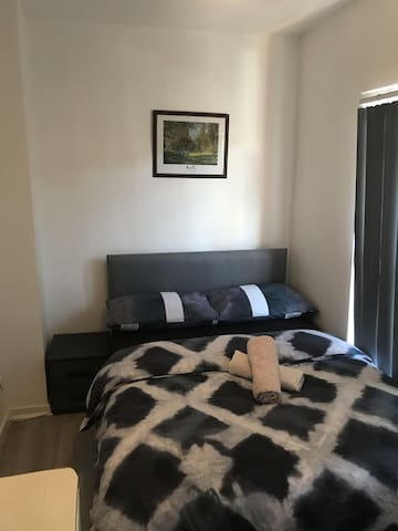 Double Room walking distance to Everton Stadium