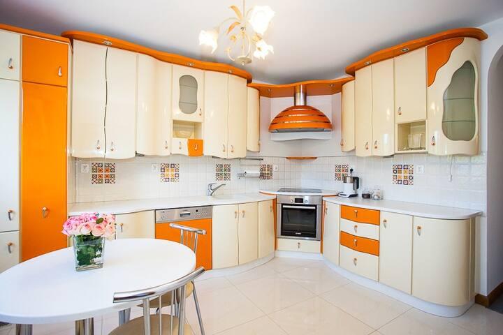 Orange Apartment in Wieliczka - Wieliczka