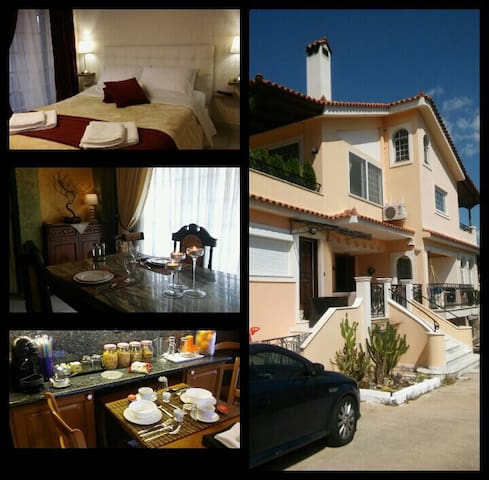 Countryside Villa & Breakfast. Near Airport/Metro