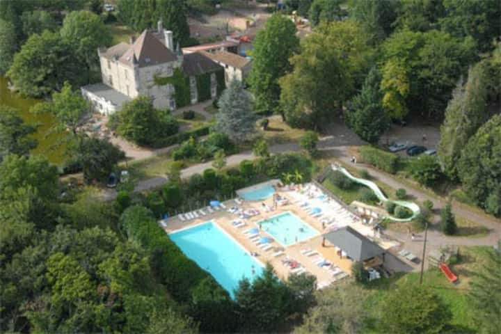 Luxury mobile home 'Limoges' | Dordogne | 4 stars