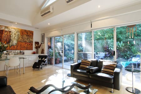Private Loft Bedroom / own bathroom - Lane Cove - Villa - 2