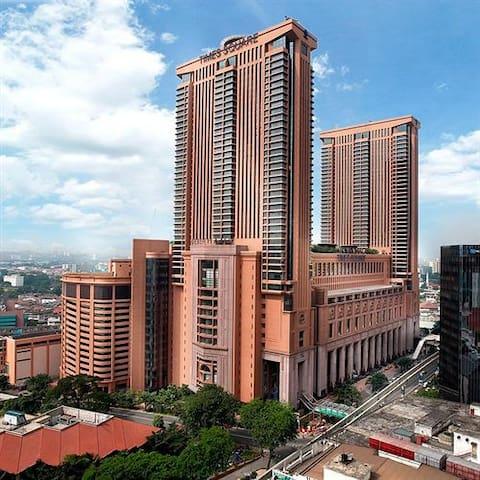 2Bedroom Suite Times Square 4* - Kuala Lumpur - Apartment