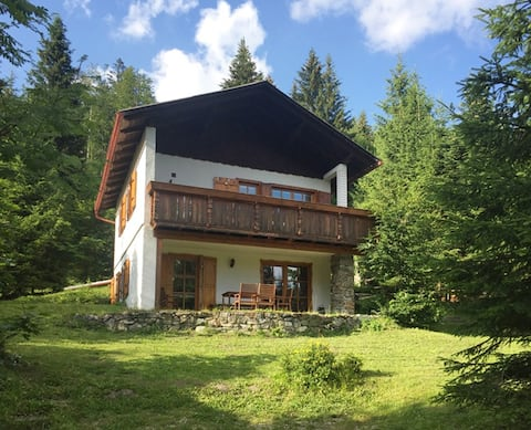 Cosy cottage in the Styrian mountains, quiet