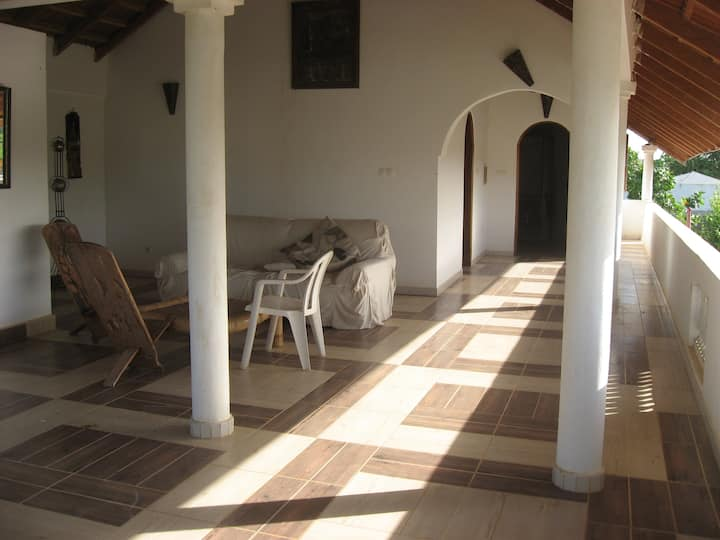 babao camp chambre savane