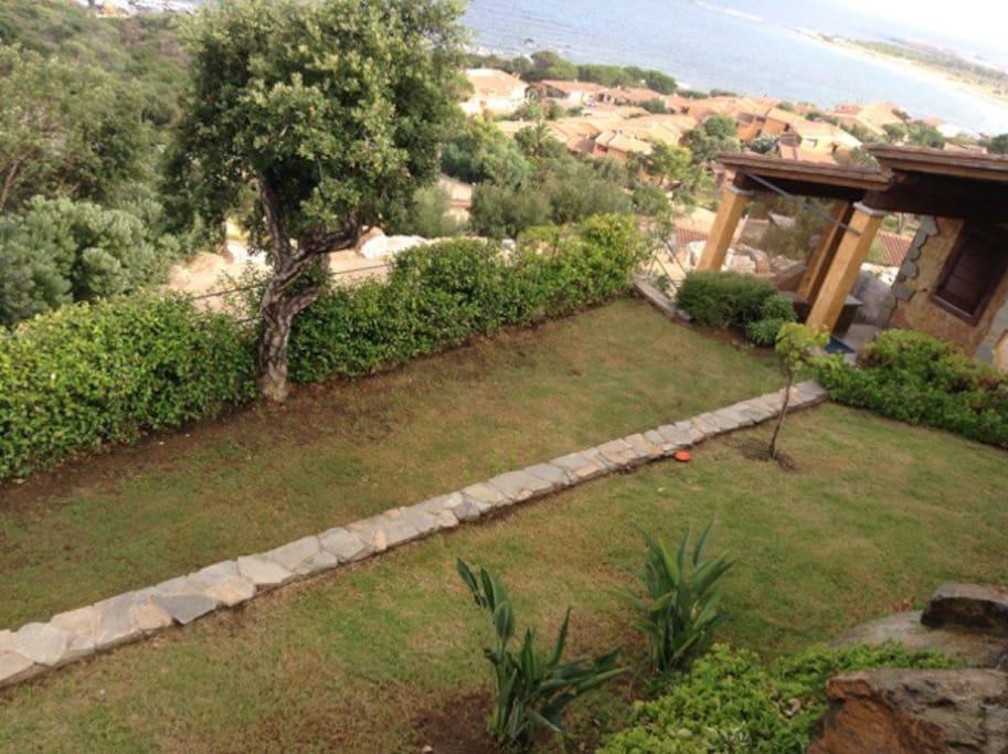 Villa caposchiera su due piani case in affitto a porto for 3 piani di camera da letto 2 bagni piani 1 storia