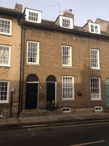 Stamford, finest stone town in UK - Stamford - Bed & Breakfast