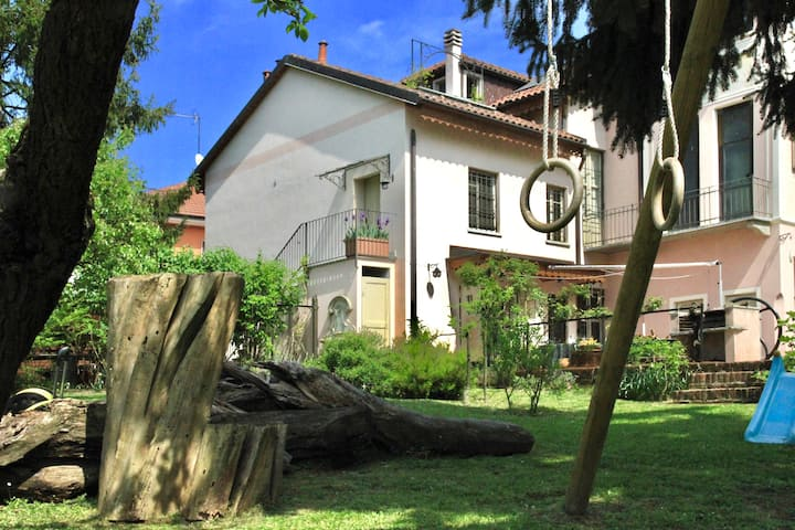IL VILLINO ROSA - MONFERRATO 2 FLOORS WITH TERRACE