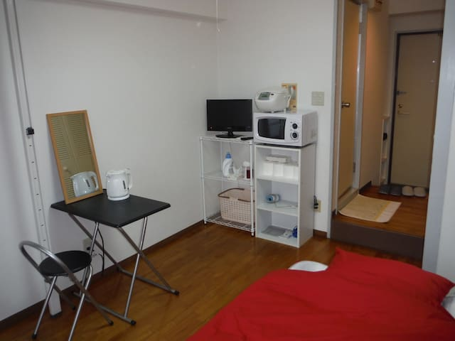 Room203   19min! to Umeda by train.