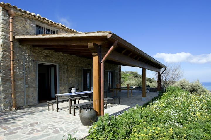 Casa Margherita, an elegant and comfortable cottag - Collesano (PA) - House