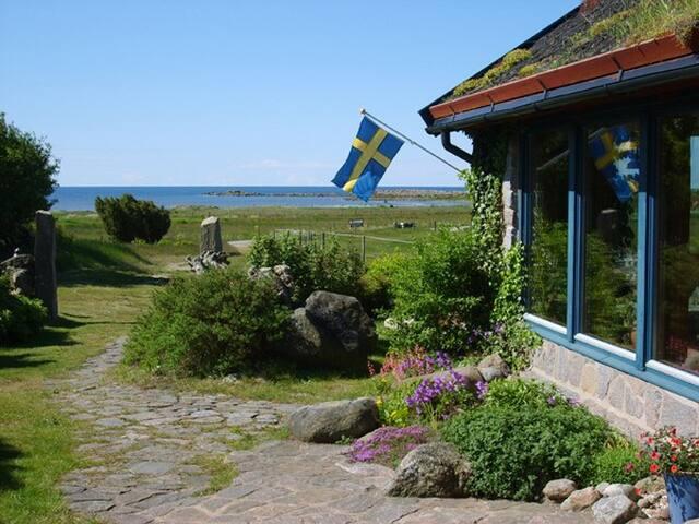 Grimsholmen B&B By The Sea -  311 92 Falkenberg  - Bed & Breakfast