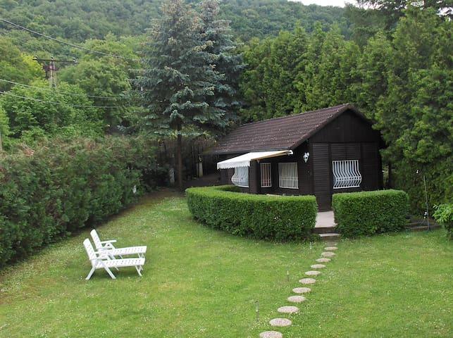 Casa rural Santo Gregorian en Visegrad Hungria - Visegrád - Cabin
