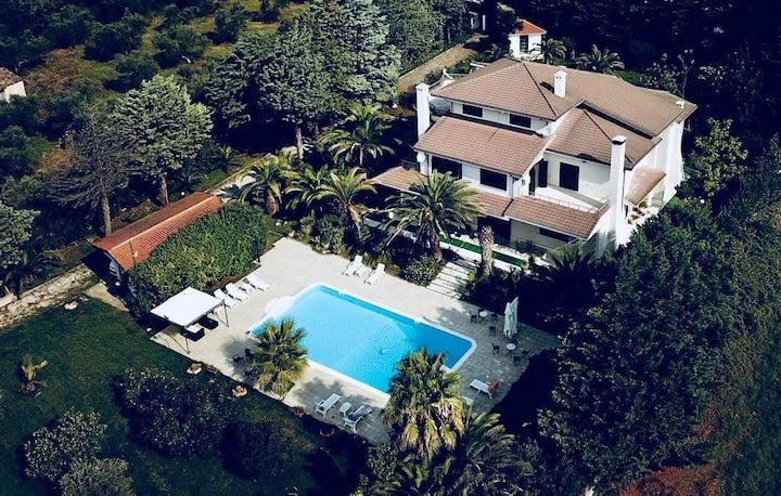"""Camera lusso """"HYDRIA"""" - Casa Fucci Resort"""