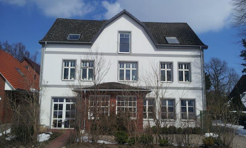 Schöne Ferienwohnung bei Hamburg - Tremsbüttel