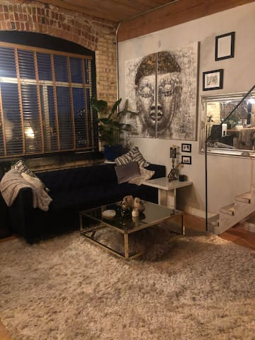 Queen West Studio Loft!