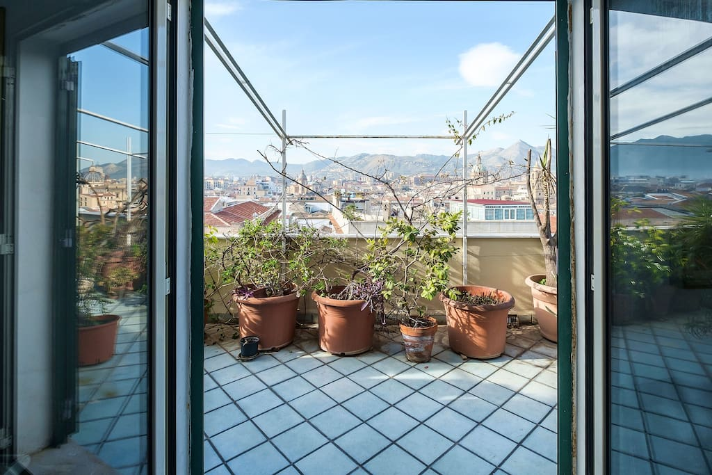 in seventh heaven apartments for rent in palermo
