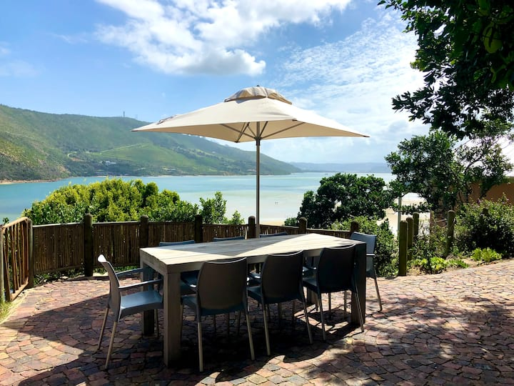 Relaxed holiday home - Knysna Heads