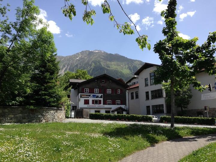 Adventure Chalet Klosters