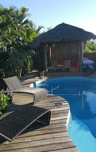 Maison+piscine 3 chambres calme - Plateau-Caillou - 獨棟