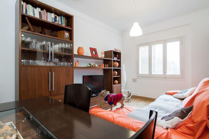 Cozy&Comfy simple room BARCELONA - Barcelona - Byt