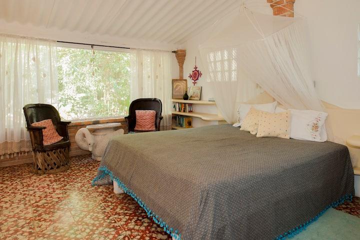 Guadalupe´s Room, Casa del Jardín