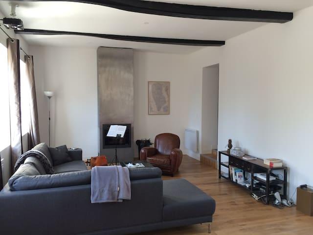 Deux chambres en campagne lilloise - Wervicq-Sud - Casa
