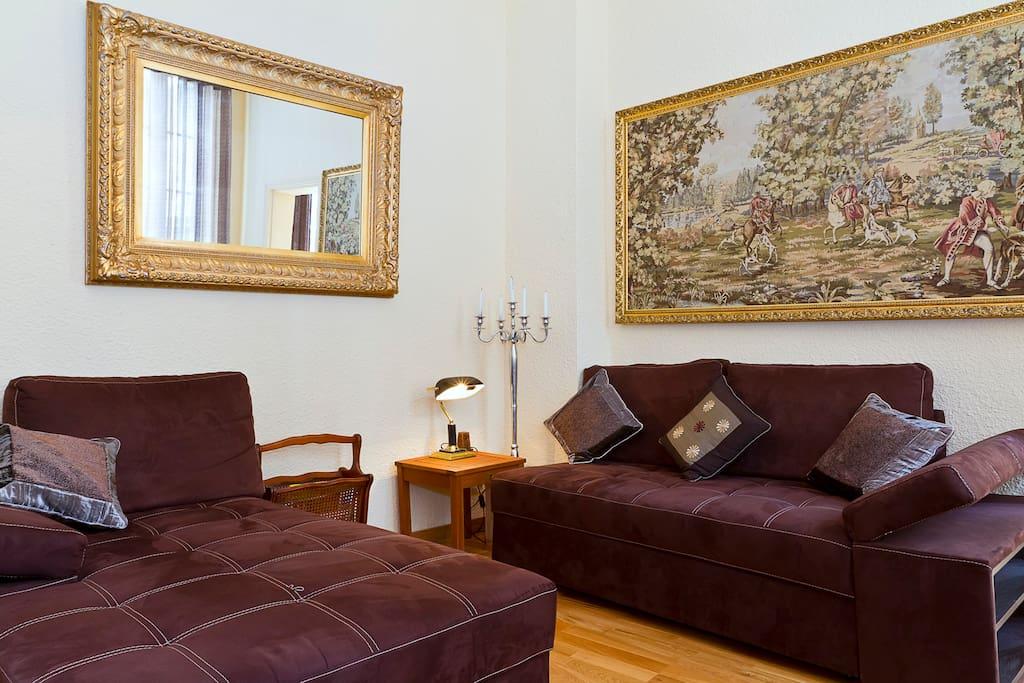 avignon centre gorgeous 1 bed apt appartements louer avignon provence alpes c te d 39 azur. Black Bedroom Furniture Sets. Home Design Ideas