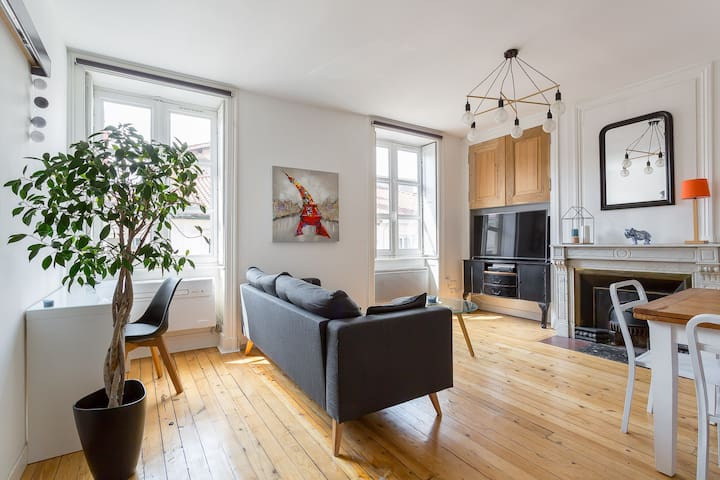 Apartment in the heart of Lyon
