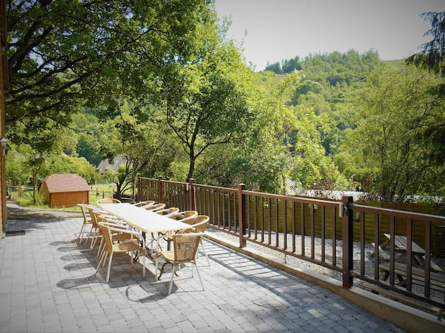 Cosy cottage  near river Ourthe in La Roche