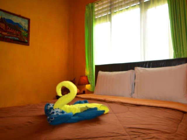 Dajan Buyan Homestay-two bedroom